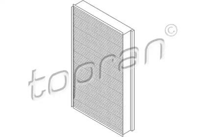 407736 TOPRAN Фильтр, воздух во внутренном пространстве