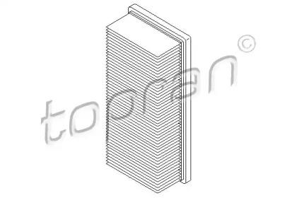 407950 TOPRAN Воздушный фильтр