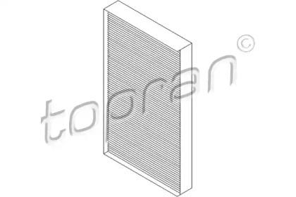 407735 TOPRAN Фильтр, воздух во внутренном пространстве
