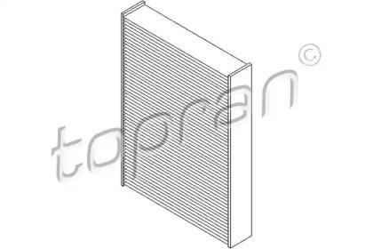 700749 TOPRAN Фильтр, воздух во внутренном пространстве