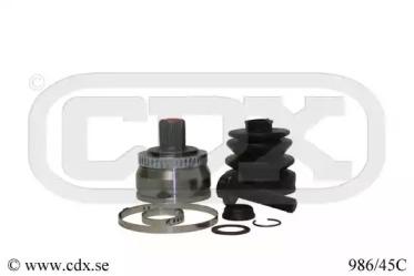 986/45C CDX