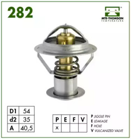 VT282.87 MTE-THOMSON