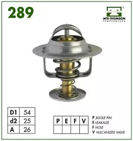 VT289.86 MTE-THOMSON