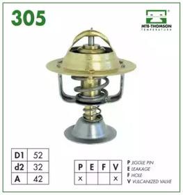VT305.88 MTE-THOMSON