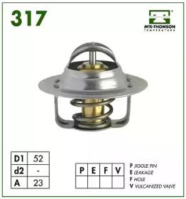 VT317.95 MTE-THOMSON