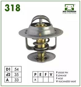 VT318.88 MTE-THOMSON