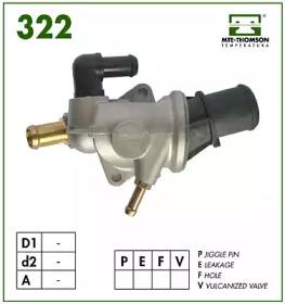 VT322.88 MTE-THOMSON