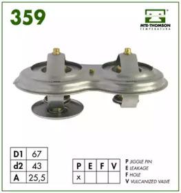 VT359.83 MTE-THOMSON