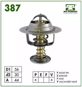 VT387.88 MTE-THOMSON
