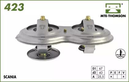 VT423.80/87 MTE-THOMSON
