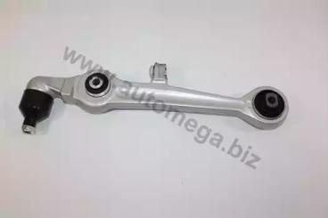 110048610 AUTOMEGA Важіль нижній прямий (Ø конуса 24,5mm) Audi A4 95-00, A6 97-05, A8 94-02// Skoda Superb 02-// VW Passat 96-05