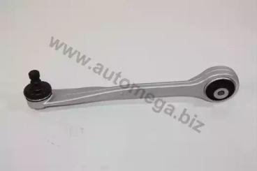 110056510 AUTOMEGA Важіль верх.лiвий прямий Audi A6 5/04-, A8 10/02- VW Phaeto