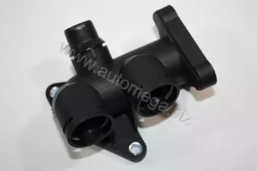 160033110 AUTOMEGA Патрубок системи охолодж. Audi A4/A6/Passat 1,8i