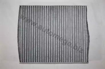 180006610 AUTOMEGA Фільтр салона вугільний VAG A2/Ibiza IV/V/Fabia/Roomster/Polo 1.2/1.2Tdi/1.4Tdi1.4 16V/1.9Tdi 00-