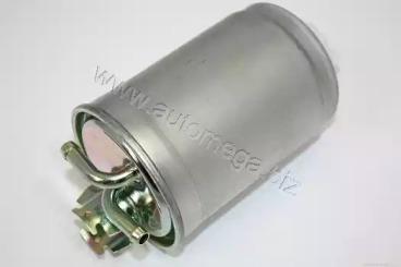 180010410 AUTOMEGA Фiльтр паливний VW Polo 1,9D 94-/Seat Cordoba 96-/Scoda Felicia 1.9D 95-