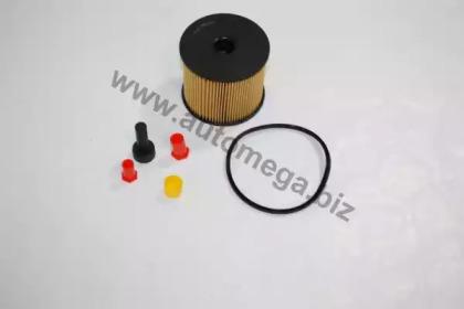 180011510 AUTOMEGA Фільтр паливний(система Siemens) Peugeot 307 2.0HDI 01-