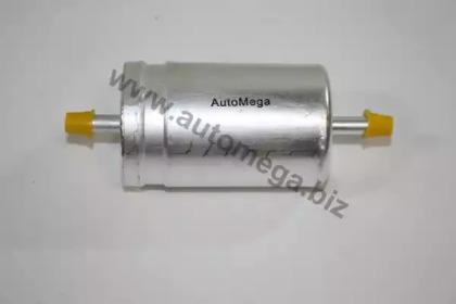 180012710 AUTOMEGA Фільтр паливний Alfa Romeo 92-/Bmw/Citroen C15 91-/Fiat Regata 85- (FSO P)
