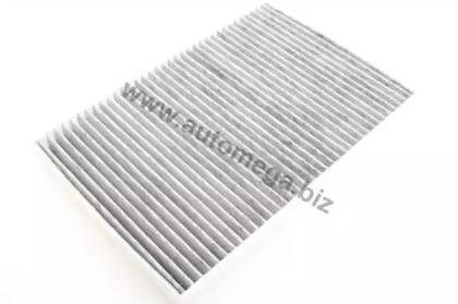 180049010 AUTOMEGA Фільтр салона вугільний Audi A4/A6 2.0FSI 02-