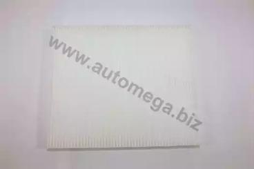 180051310 AUTOMEGA Фільтр салона VAG A2/Ibiza IV/V/Fabia/Roomster/Polo 1.2/1.2Tdi/1.4Tdi1.4 16V/1.9Tdi 00-