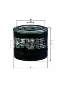 KC99 KNECHT Топливный фильтр