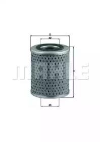KX25 KNECHT Топливный фильтр