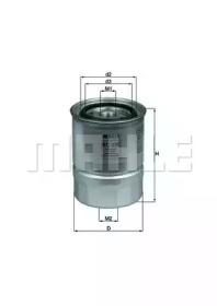 KC236 KNECHT Топливный фильтр