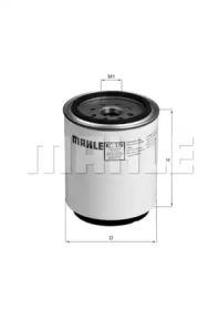 KC379D KNECHT Топливный фильтр