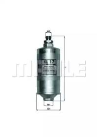 KL17 KNECHT Топливный фильтр