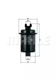 KL111 KNECHT Топливный фильтр