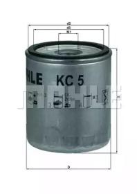 KC5 KNECHT Топливный фильтр