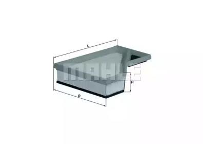 LX1260 KNECHT Воздушный фильтр