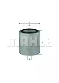 LX299 KNECHT Воздушный фильтр