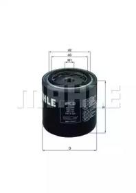 WFC20 KNECHT Фильтр для охлаждающей жидкости