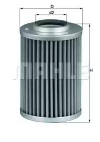 HX40 KNECHT Фильтр гидравлики коробки передач