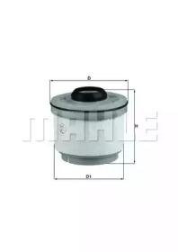 KX268D KNECHT Топливный фильтр