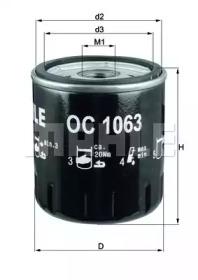 OC1063 KNECHT