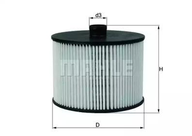 KX201D KNECHT Топливный фильтр