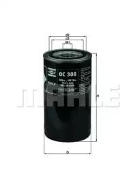 OC308 KNECHT Масляный фильтр