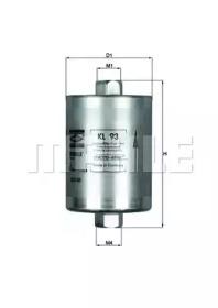 KL93 KNECHT Топливный фильтр