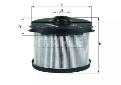 KX84D KNECHT Топливный фильтр