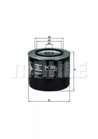 OC133 KNECHT Масляный фильтр
