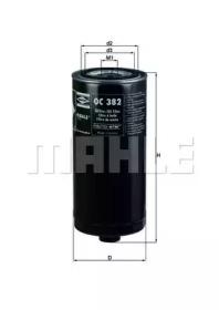 OC382 KNECHT Масляный фильтр