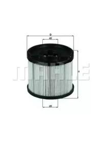 KX87D KNECHT Топливный фильтр -1