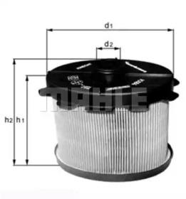 KX84D KNECHT Топливный фильтр -1