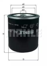 AL12 KNECHT Патрон осушителя воздуха, пневматическая система-1