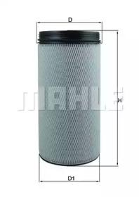 LXS300 KNECHT Фильтр добавочного воздуха