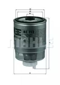 KC112 KNECHT Топливный фильтр