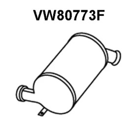 VW80773F VENEPORTE