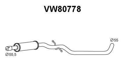 VW80778 VENEPORTE