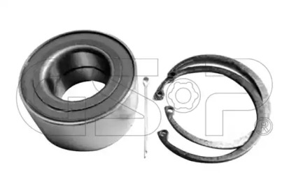 GK0736 GSP Комплект подшипника ступицы колеса